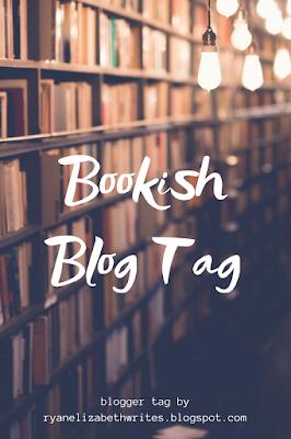 Bookish Blog Tag